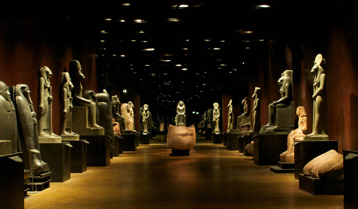 Egyptian Museum, Italy