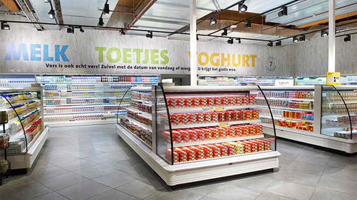 Philips case study - Jumbo foodmarkt Breda, the Netherlands