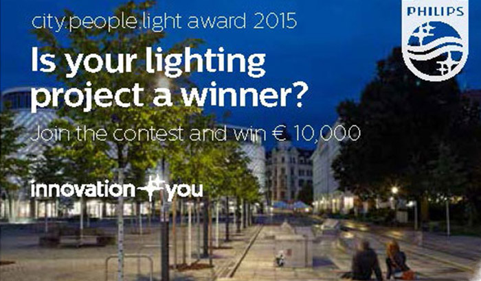 City.People.Light award contest 2016