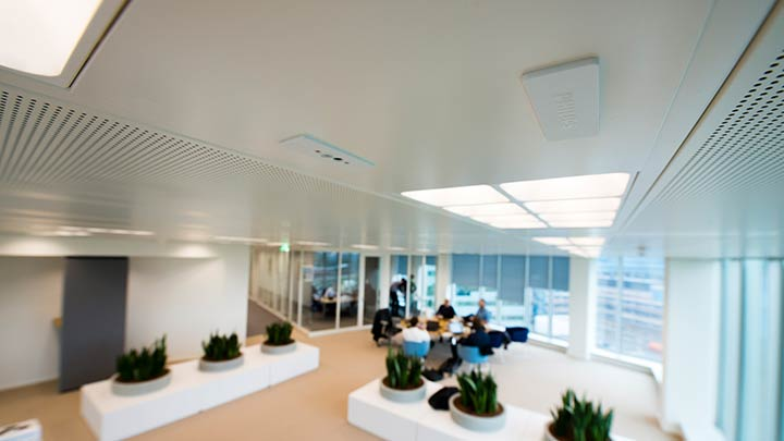 Philips Lighting's smart lighting system: Network Gateway