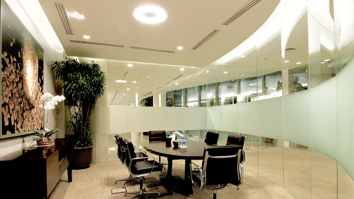 Meeting Area- Sinar Mas Land Plaza
