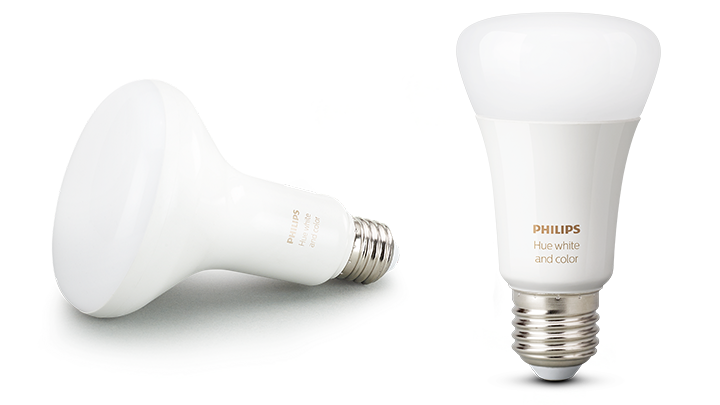 Lampu cerdas Philips Hue LED